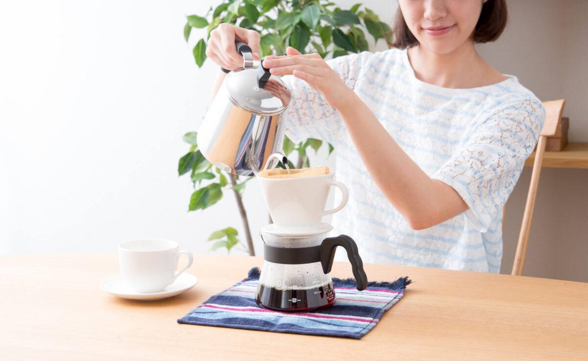 コーヒーのハンドドリップに必要な道具を解説